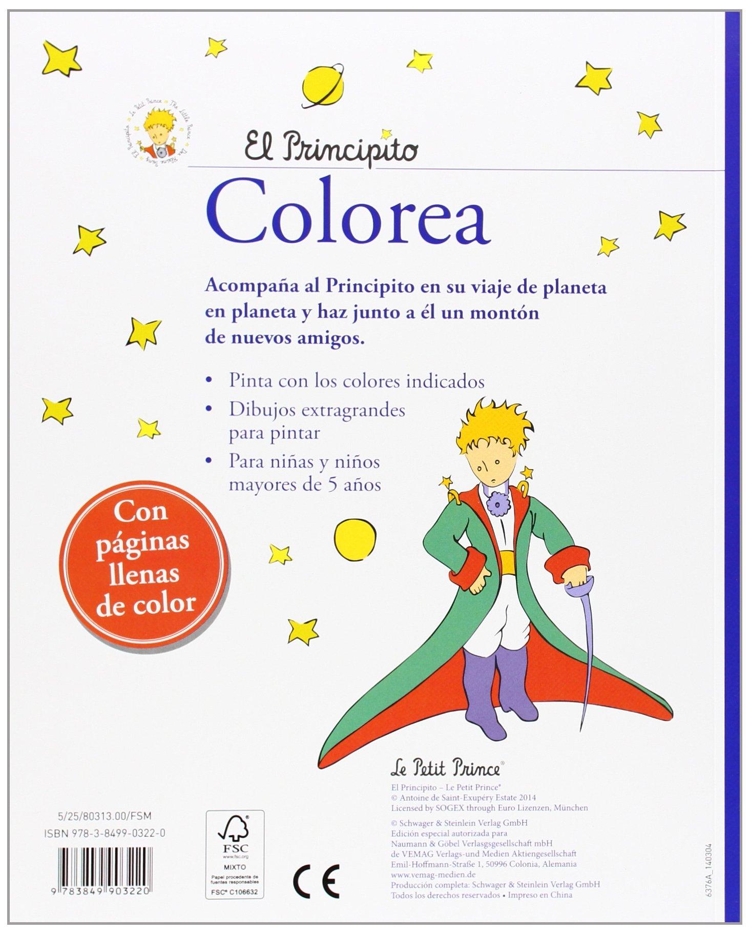 Descubre El Principito Libros Colorin Colorado