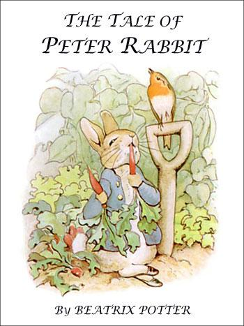 peter rabbit libro