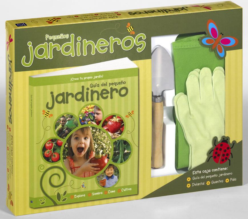 Jardineria para ni os libros colorin colorado for Libros de jardineria