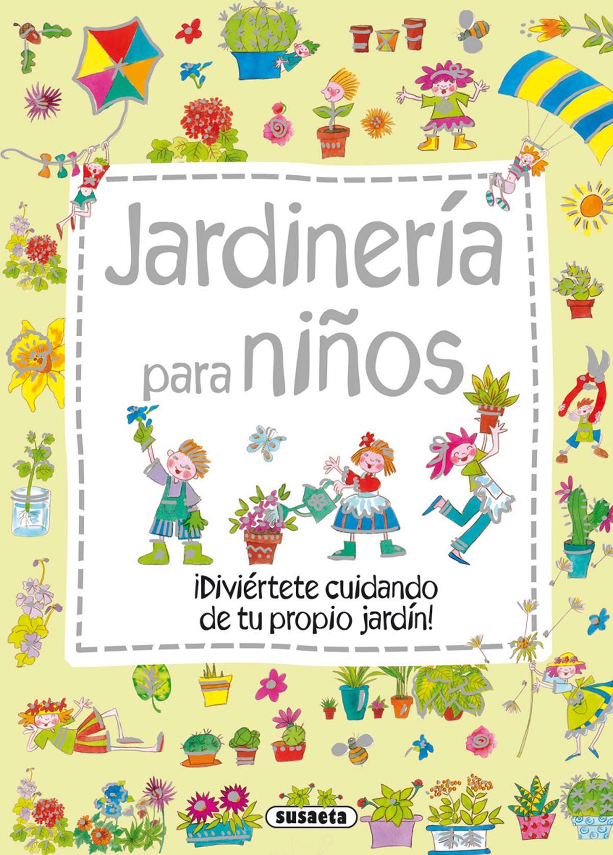 Creamos un huerto libros colorin colorado for Libros de jardineria