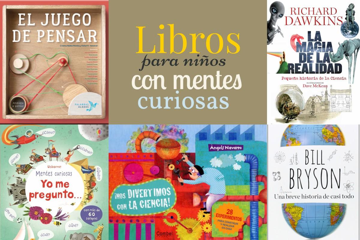 Libros Para Ni U00f1os Curiosos  U2013 Libros Colorin Colorado